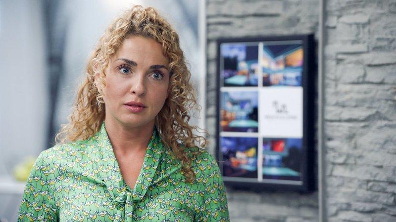 Nina (Maria Wedig) Die Verwendung des sendungsbezogenen Materials ist nur mit dem Hinweis und Verlinkung auf TVNOW gestattet. – Bild: TVNOW