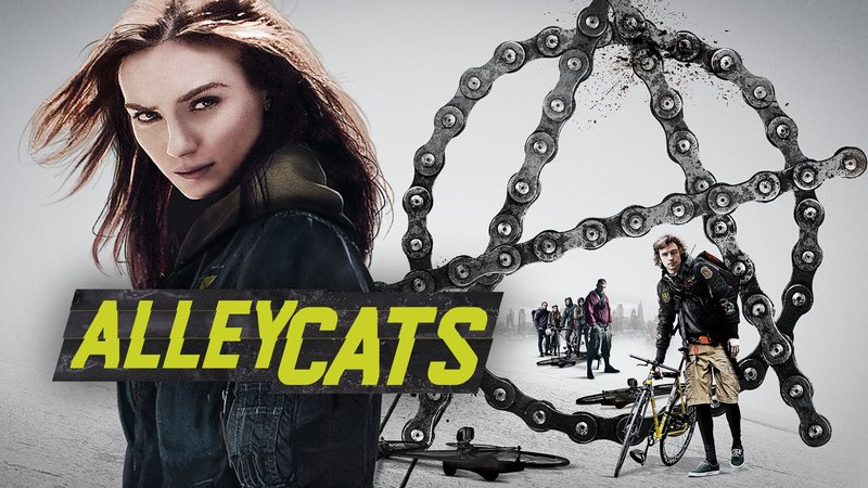 Eleanor Tomlinson in Alleycats (2016) – Bild: 2015 The Fyzz Facility Film Six Limited. ALL RIGHTS RESERVED. Lizenzbild frei