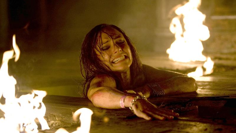 Cassidy (Briana Evigan) kämpft ums Überleben – Bild: RTL II