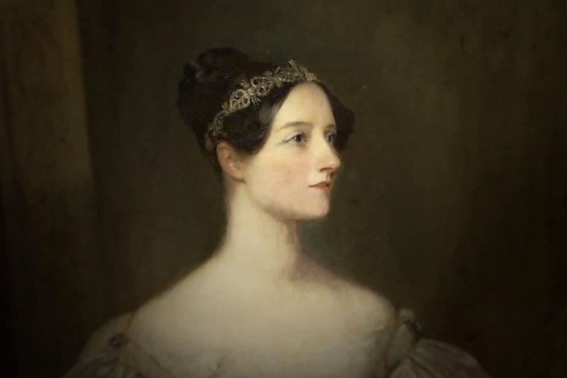 Ada Lovelace: Die erste Programmiererin Ada Lovelace, Mathematikerin. SRF – Bild: SRF1