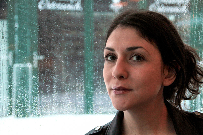 Andrina Mracnikar (Regie). – Bild: ORF