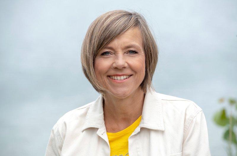 Annette Krause, Moderatorin. – Bild: SWR/Alexander Kluge / SWR-Presse/Bildkommunikation