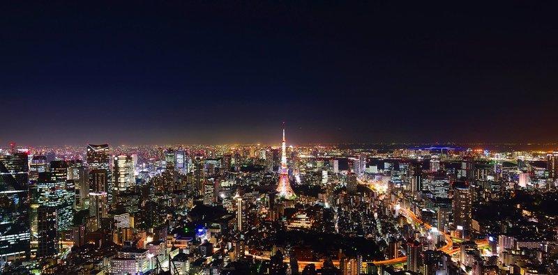 Tokio – Bild: CC0 Creative Commons