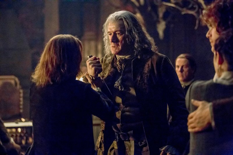 Clive Russell (Lord Lovat). – Bild: ORF 2