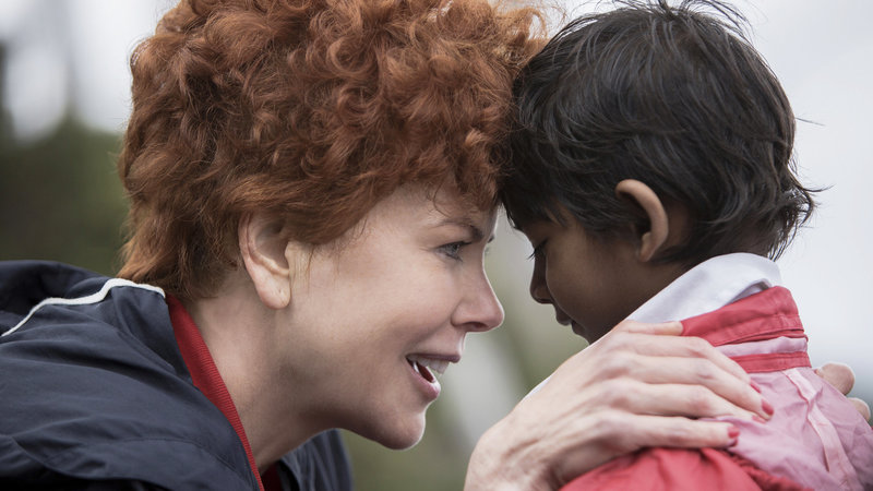 Lion - Der lange Weg nach Hause Nicole Kidman als Sue Brierley, Sunny Pawar als Saroo SRF/Long Way Home Productions 2015 – Bild: SRF1