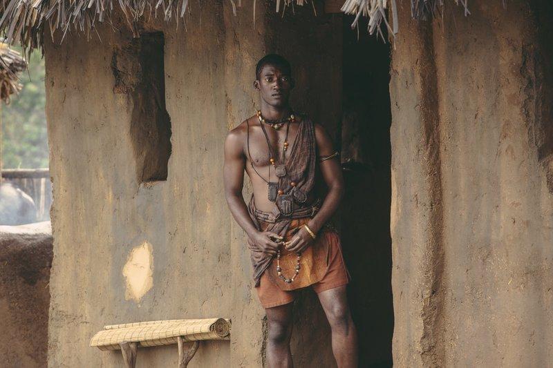 Kunta Kinte (Malachi Kirby) – Bild: A+E Networks (C)HISTORY Photocredit Mandatory, Editorial Use Only, No Archive, No Resale