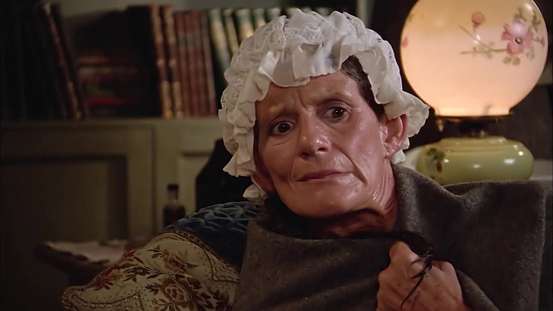 Tante Hetty (Jackie Burroughs) – Bild: Bibel TV
