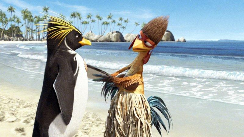 Cody Maverick und Chicken JoeCody Maverick und Chicken Joe – Bild: RTL II