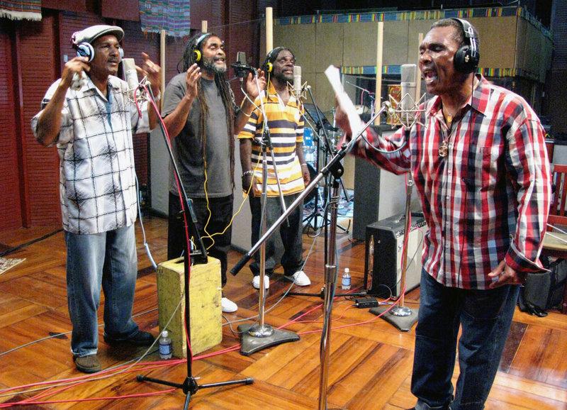 Szene aus «Rocksteady: The Roots of Reggae»: (Copyright SRF) – Bild: SF