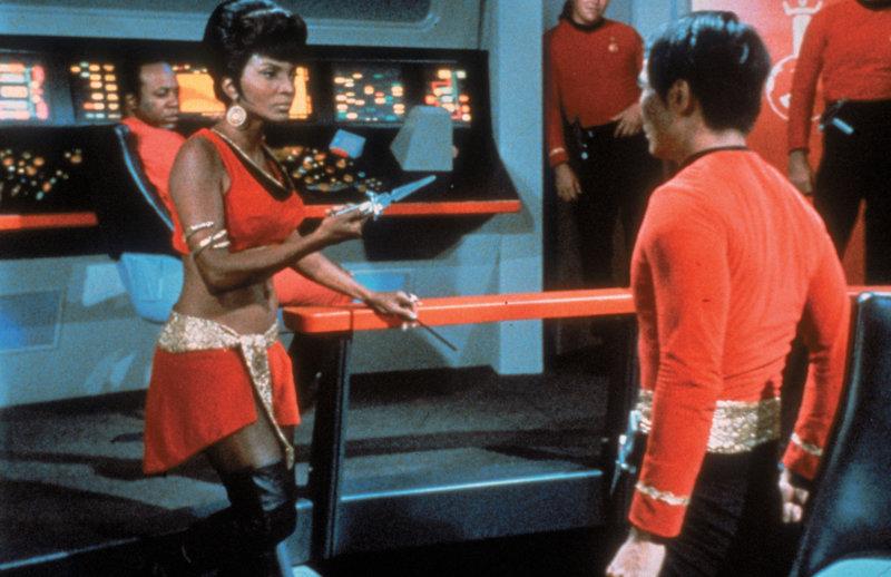 Darsteller Season: 02 Episode: 039 1967-68 Episodic Photo - Lt. – Bild: Syfy