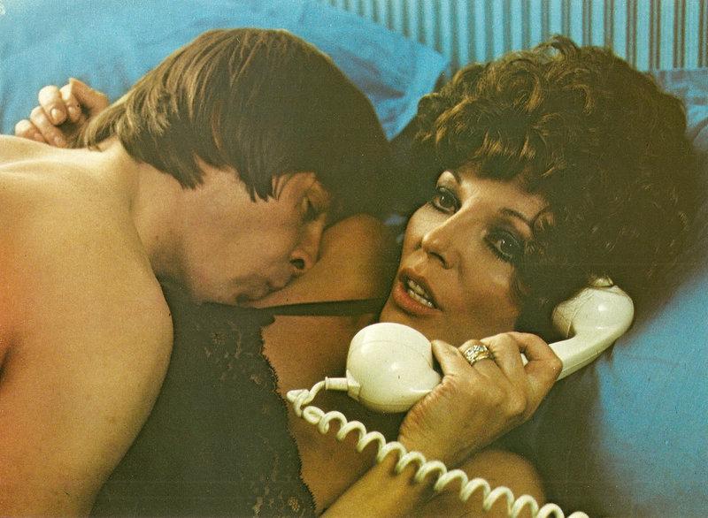 Alan Price (Alfie) und Joan Collins (Fay) – Bild: Star TV