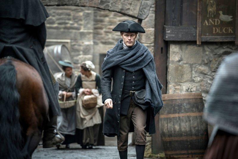 Jamie Fraser (Sam Heughan) – Bild: MG RTL D / © 2017 Sony Pic