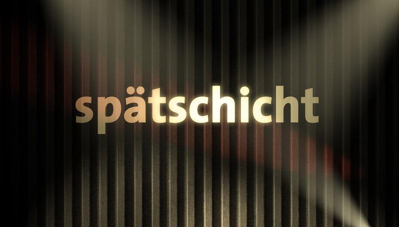 SÜDWESTRUNDFUNK Spätschicht - Die SWR Comedy Bühne, logo. – Bild: @ SWR-Pressestelle/Fotoredaktion
