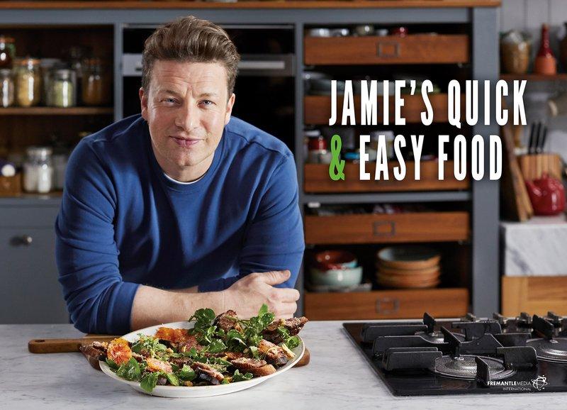 Jamies 5 Zutaten Kuche Staffel 1 Episodenguide Fernsehserien De