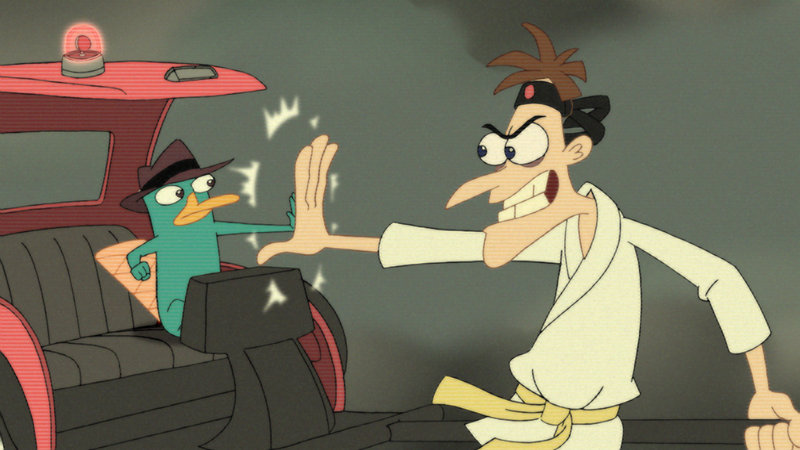 Phineas und Ferb S02E33: Der Fanaufstand (Nerds Of A