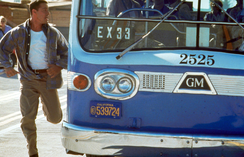 Keanu Reeves (Jack Traven). – Bild: ORF