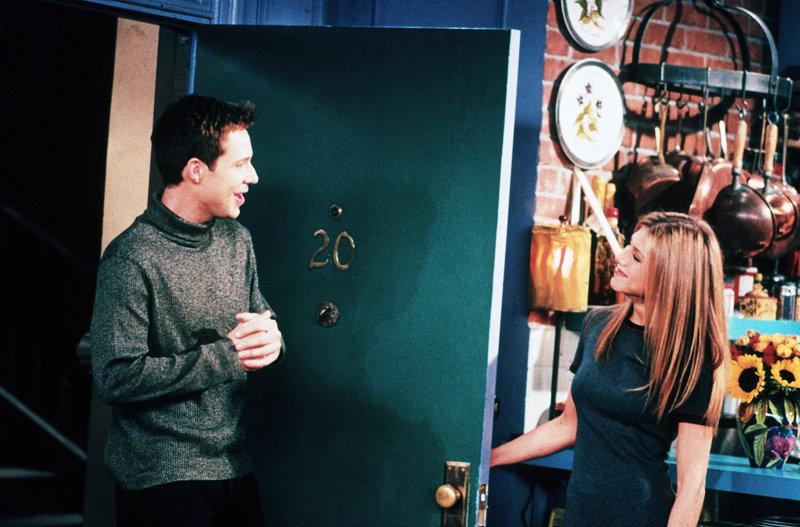 Monica Chandler haken auf