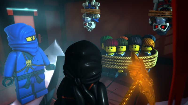ninjago s01e07 der nindroid tick tock. Black Bedroom Furniture Sets. Home Design Ideas