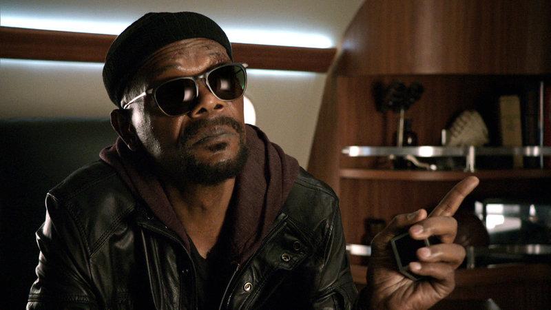 Nick Fury (Samuel L. Jackson) – Bild: RTL II