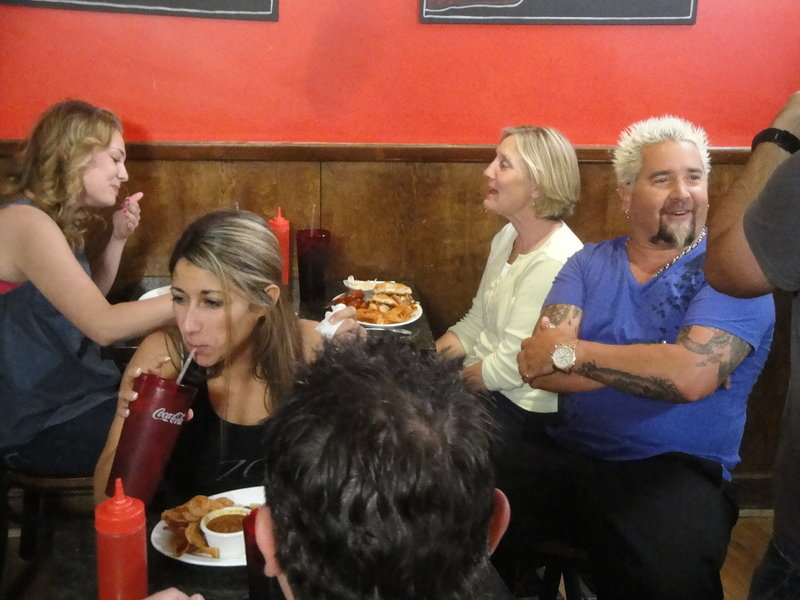 One Inch Punch (Staffel 15, Folge 8) – Bild: 2012, Television Food Network, G.P. All Rights Reserved. Lizenzbild frei