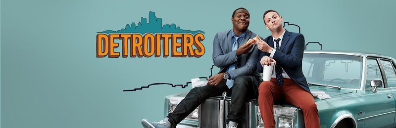 L-R: Sam Duvet (Sam Richardson) and Tim Cramblin (Tim Robinson). – Bild: Comedy Central