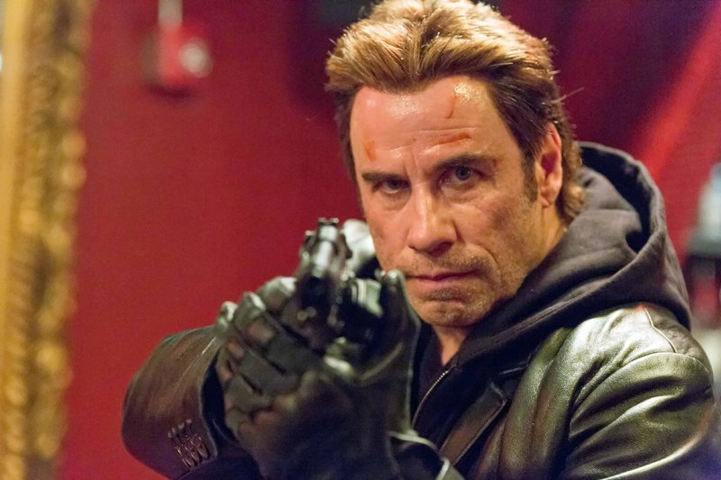 Stanley Hill (John Travolta) – Bild: VOX