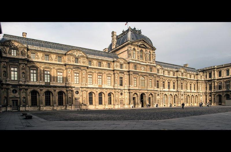 Der Louvre in Paris – Bild: Jaap Vrenegoor / Der Louvre in Paris