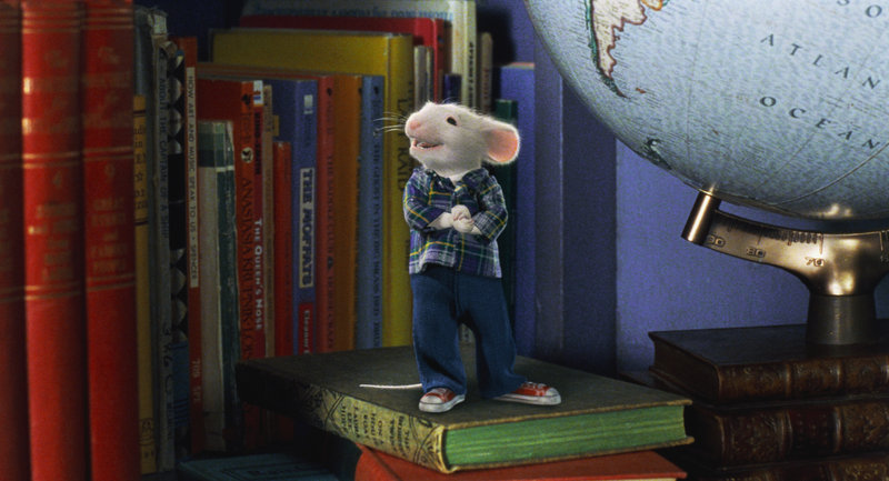 Maus Stuart Little – Bild: ORF
