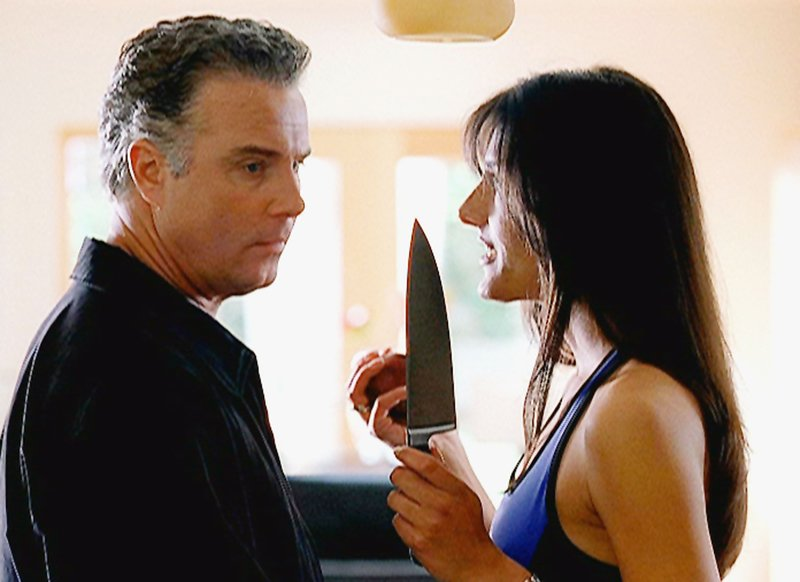 Gil Grissom William Petersen Unterstellt Dr Susan Hillridges Alicia Coppola Vampirismus