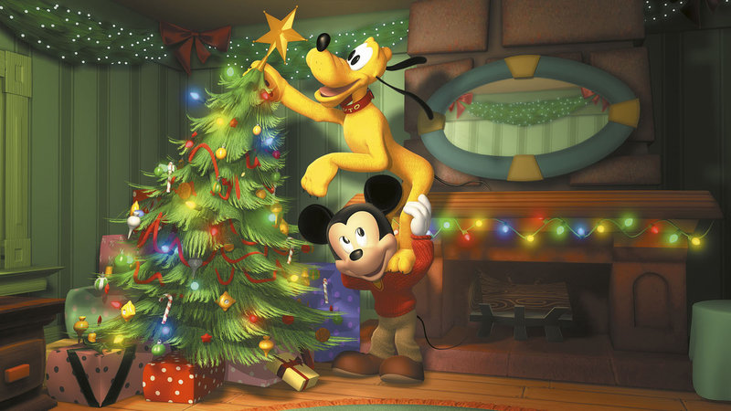 Mickys turbulente Weihnachtszeit – Bild: DISNEY