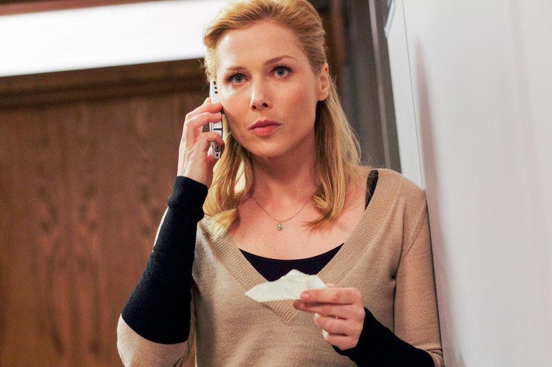 Stefanie von Pfetten (Daniella Ridley). – Bild: ORF