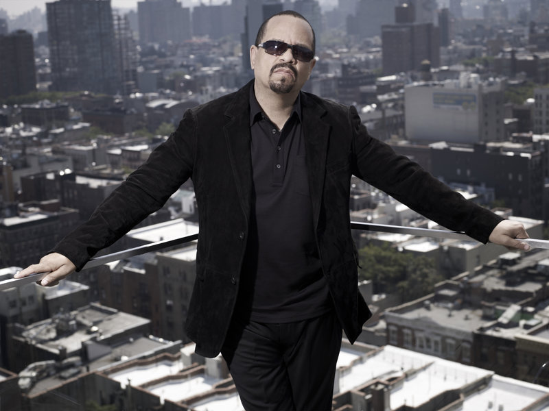 -- Season 13 -- Pictured: Ice-T as Det – Bild: Universal Channel