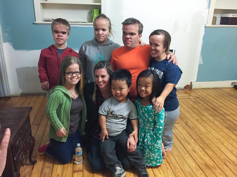 Unsere Kleine Großfamilie Besetzung