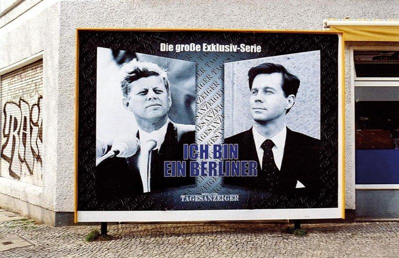 Ich bin ein Berliner – Bild: Star TV