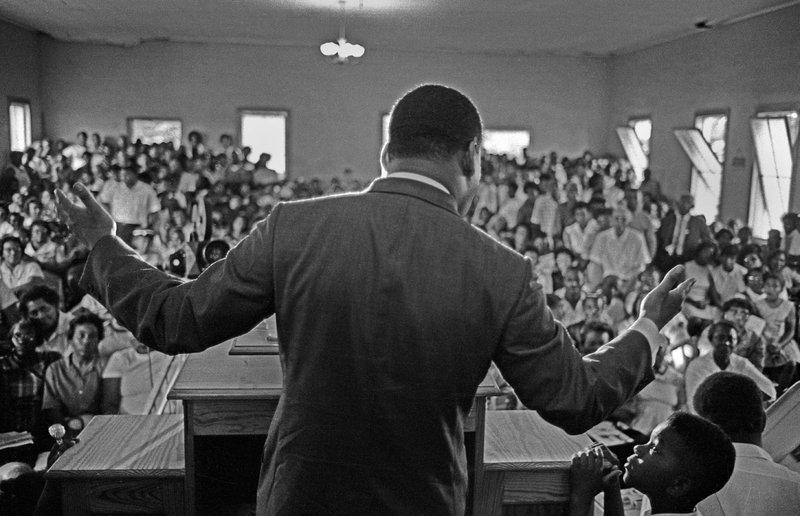 Martin Luther King – Bild: Geo Television / © Bob Fit