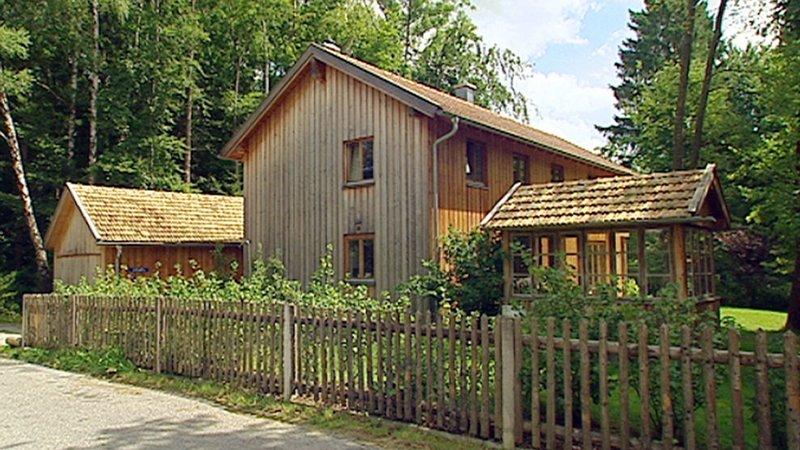 Topographie 61: Die große Kunst, ein kleines Haus zu bauen ...