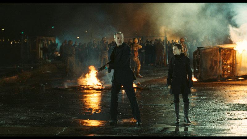 Ossorio (Pascal Greggory, links) wird zum Anführer einer Revolte. Wird er den Untergang verhindern können? – Bild: ZDF und Thomas Plenert