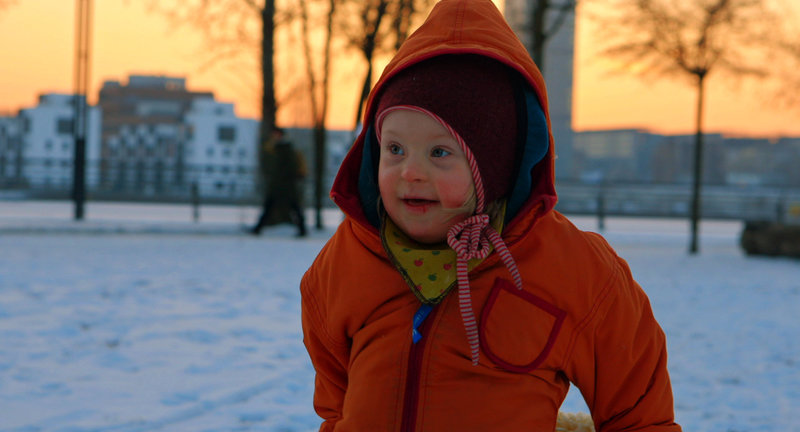 Matilda Muhr hat das Downsyndrom. – Bild: rbb / © Lotta Kilian