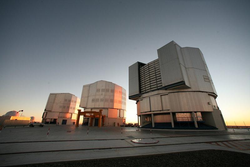 Obserwatorium Paranal (Paranal Observatory), Chile – Bild: kabel eins Doku