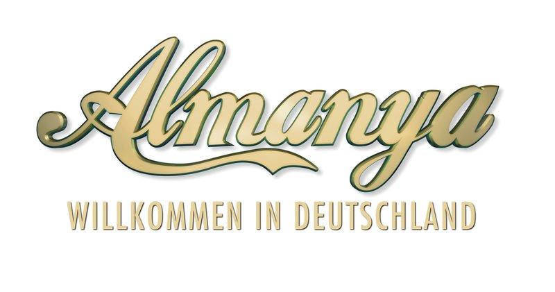 Almanya - Willkommen in Deutschland - Logo – Bild: 2011 ROXY FILM GMBH Lizenzbild frei