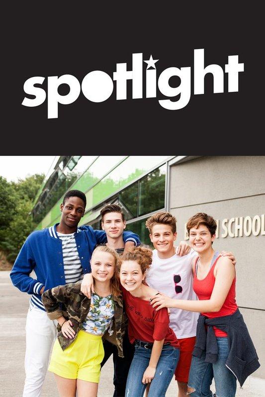 Spotlight - Logo. – Bild: Nickelodeon