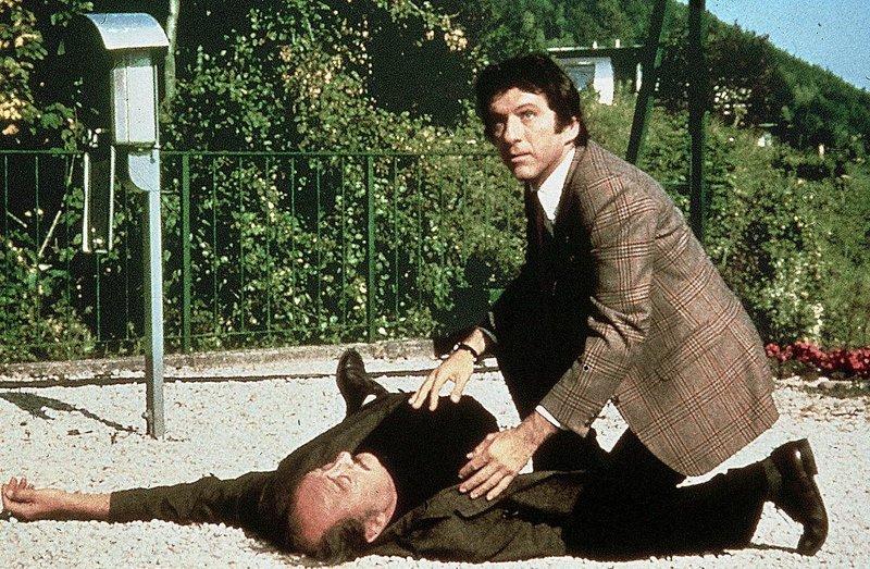 Barry Newman als William Mathison – Bild: AGENTUR: CINETEXT Bild- und Text