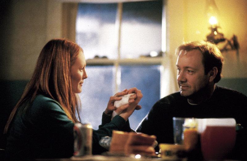 Julianne Moore, Kevin Spacey – Bild: MIRAMAX FILM