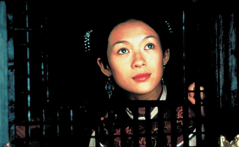 Jiao Long (Ziyi Zhang) – Bild: TNT Film