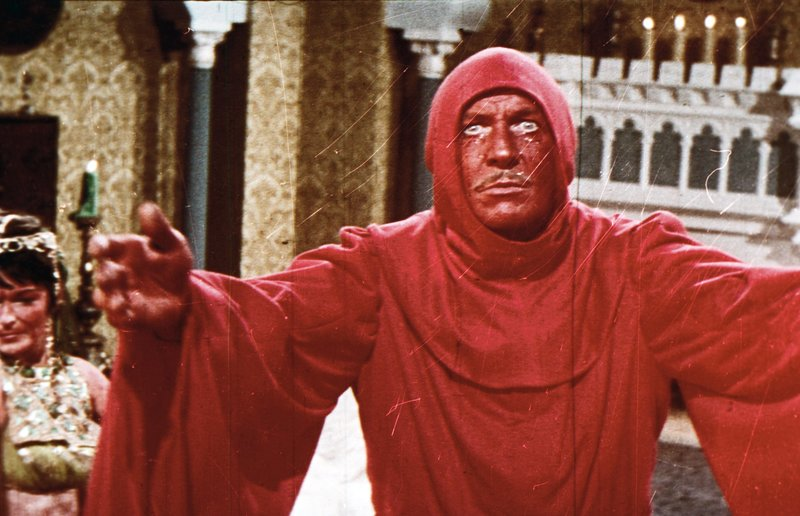Prince Prospero (Vincent Price) – Bild: 1964 ORION PICTURES CORPORATION. All Rights Reserved Lizenzbild frei
