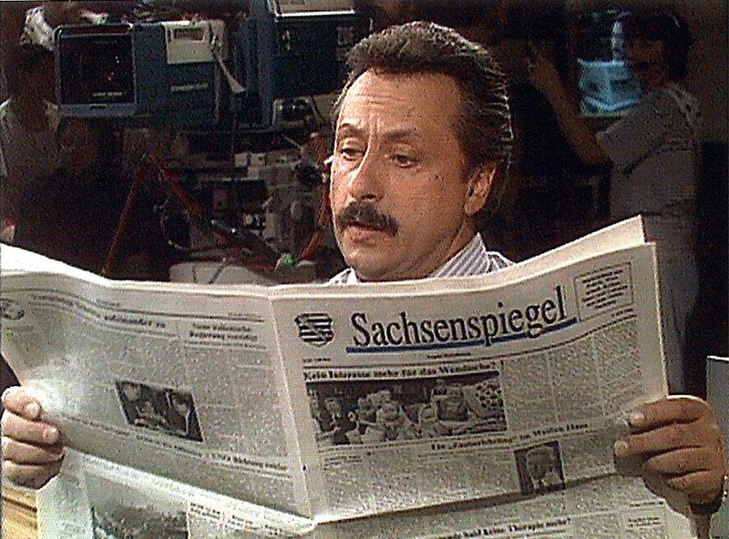 Wolfgang Stumph als Wolfgang Stankoweit. – Bild: MDR/RBB