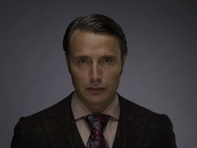 Mads Mikkelson as Dr. Hannibal Lecter – Bild: AXN