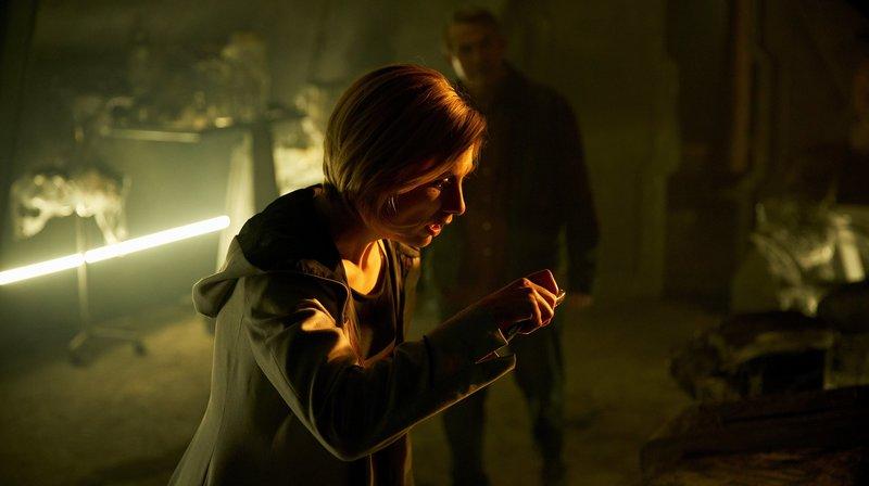 Der Doktor (Jodie Whittaker), Graham O'Brien (Bradley Walsh) – Bild: WDR/BBC