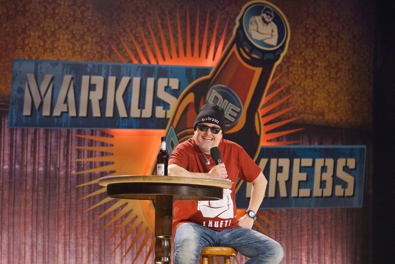 Markus Krebs Die Show Staffel 1 Episodenguide Fernsehseriende