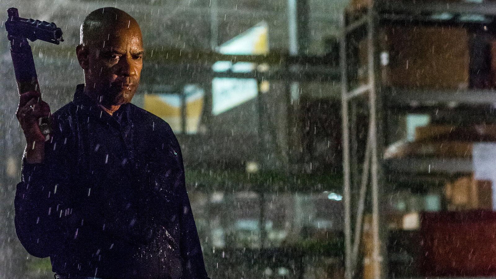 The Equalizer Denzel Washington als Robert McCall. SRF/2013 CTMG – Bild: SRF2